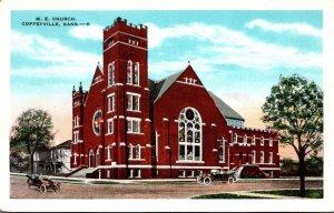 Kansas Coffeyville Methodist Episcopal Church