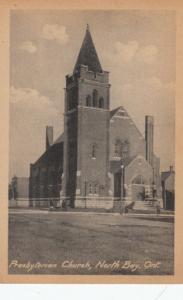 NORTH BAY , Ontario , Canada , 00-10s ; Presbyterian Church, view 3