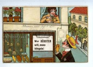 187468 BRUSHES Shop Lovers Meeting Vintage COMIC colorful PC