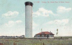 EASTON , Pennsylvania , 1900-10s ; Water Tower