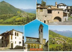 Switzerland Arosio Mlacantone Chiesa San Michele