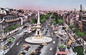 Portugal Lisboa Avenida da Liberdade