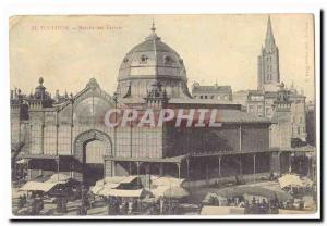 Toulouse Old Postcard Walk Carmelite