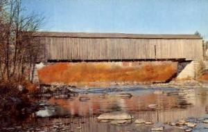 Covered Bridge Greenville ME Unused