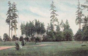 Woodland Park Seattle Washington