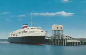 BAR HARBOR, Maine, 1950-60s; M.V. Bluenose Ferry