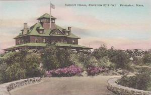 Massachusetts Prinston Summit House Albertype
