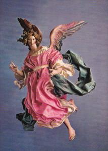 Angel Creche Figures At The Metropolitan Museum Of Art