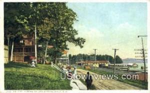 St. Lake Winnipesaukee NH 1910