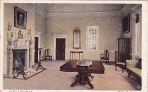 Banquet Hall Mount Vernon Virginia 1924