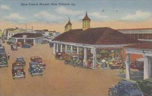 Louisiana New Orleans New French Market