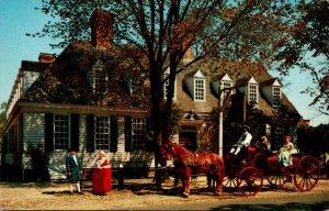 Virginia Williamsburg The Raleigh Tavern