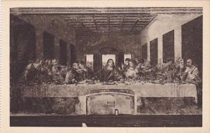 Italy Milano Cenacolo di Leonardo da Vinci