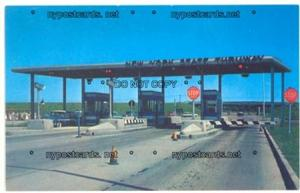 NY State Thruway, Utica Toll Gate