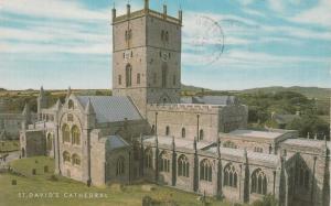 St David's Cathedral - Wales, United Kingdom - pm 1975