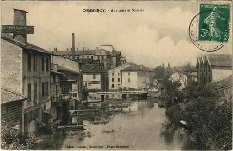 CPA COMMERCY Abattoirs et Scieries (152626)