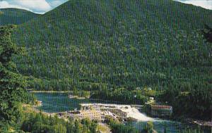 Canada Upper Bonnington Dam Castlegar-Nelson British Columbia