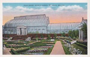 Missouri Kansas City Palm House Shaw's Garden