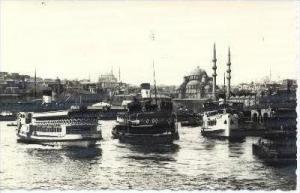 RP Istanbul, Yeni-Djami, Turkey, 20-30s