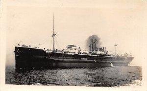 Clan Sinclair Clan Line Ship Unused