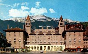 Colorado Colorado Springs Antlers Hotel