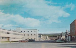 Main Street, Store Fronts, Whitehorse, Yukon, Canada, 1950-1960s