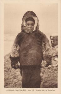 Eskimo Indians , Canada , 1910s : Le Petit Jean de Chesterfield  #2