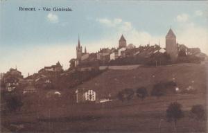 Romont , district of Glâne , canton of Fribourg , Switzerland, 00-10s Genera...