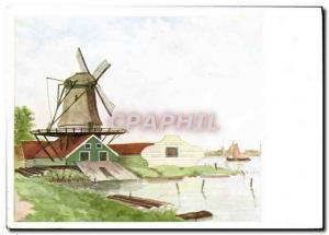 Postcard Modern Remosos Kunstkaataten
