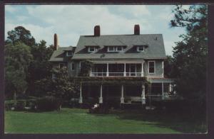 Jekyll Island Museum,State Park,GA Postcard