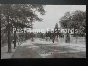 Northamptonshire WELLINGBOROUGH Midland Road - Old Postcard