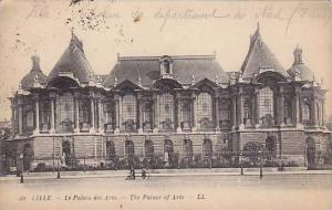 The Palace Of Arts, Lille (Nord), France, 1900-1910s