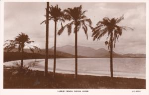 RP: Lumley Beach , Sierra Leone , 20-40s