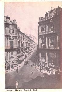 Palermo - Quattro Canti di Citta