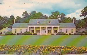 Florida White Springs Stephen Foster Memorial 1972