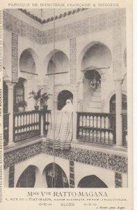 ALGER , Algeria , 00-10s ; Mme Vve RATTO-MAGANA , Fabrique De Bijouterie Fran...