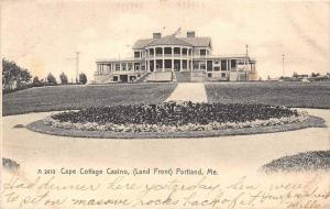 25084 ME, Portland, Cape Cottage Casino