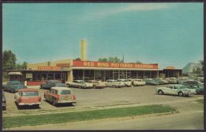 Red Wing Potteries,Red Wing,MN Postcard
