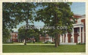 Elon College in Elon College, North Carolina