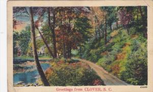 Greetings from CLOVER, South Carolina, PU-1941