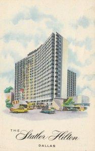 DALLAS , Texas , 1940-60s; Statler Hilton Hotel
