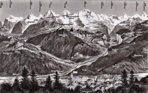 Switzerland Interlaken und die Alpen Photo