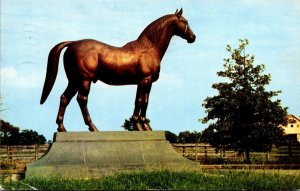Kentucky Lexington Faraway Farms Man O War The Wonder HOrse 1959