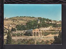 Gethsemane,Jerusalem,Israel Postcard BIN