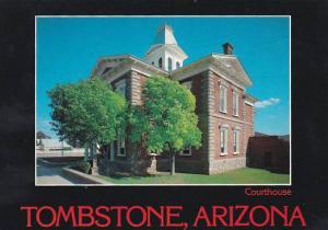 Arizona Tombstone The Original Cochise County Courthouse