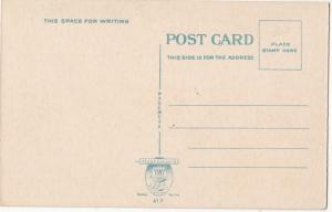 American Geographical Society and Indian Museum, New York, 1925 used Postcard