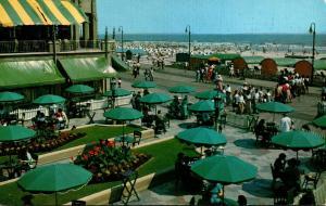 New Jersey Atlantic City Dennis Hotel Terrace