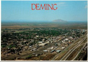 New Mexico Deming Aerial View