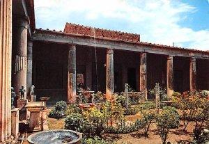 Maison des Vettis Pompei Italy 1970