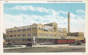 The Fairmont Creamery Co, MOORHEAD, Minnesota, 1930-40s